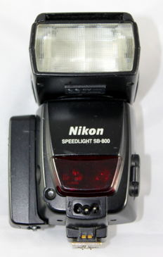 Nikon Speedlight SB-800 - professional Flash - functional and original