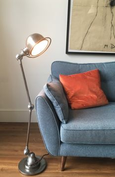 Jean Louis Domecq for Jielde - 2-armed  floor lamp.