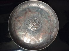 Ottoman dish - Middle East - early 20th century (27 cm)