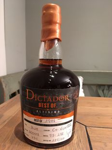 Dictador best of 1977 - 40 years - Handcrafted - Limited Release