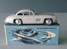 Märklin - Scale 1/43 - Mercedes 300 SL No.8019