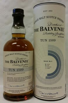 The Balvenie Tun 1509 batch No. 4 - Limited Available