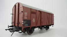Spoor 0 - Lenz - 42214-01 - Closed freight wagon type Gr20 of the DB