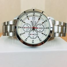 SEIKO – Men's Quartz Chronograph Watch