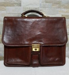 The Bridge - Vintage briefcase