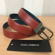 Dolce & Gabbana – High Quality Calf Leather Belt