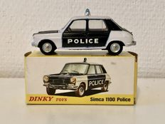Dinky Toys-France - Scale 1/43 - Simca 1100 'Police' No.1450