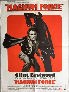 Anonymous - Magnum Force  (Clint Eastwood) - 1973