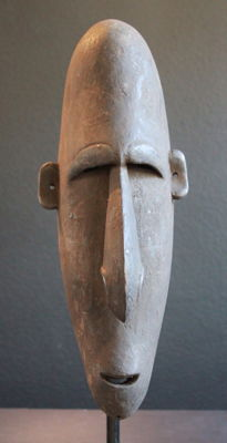 KOIWUT Mask from the Northern Sepik Grasslands.