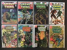 Collection Of Swamp Thing Titles - DC Comics - x 21 SC Comics