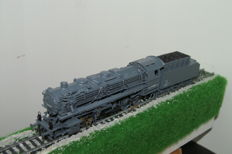 Roco H0 - 43352 - Steam locomotive with tender BR 44 Grau of the DRG