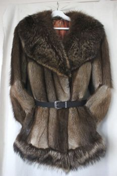 Mink coat transformer - short/long fur coat - No reserve price