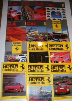 Ferrari Club Italia. Official club magazine