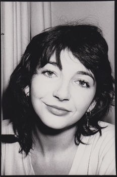 Pierre Terrasson - Kate Bush, 1982
