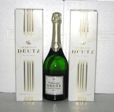 2011 Champagne Deutz Blanc de Blancs - lot 3 bouteille (75cl) in gift box