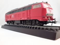 Fleischmann H0 - 4237 - Diesel locomotive Series BR 218 of the DBAG