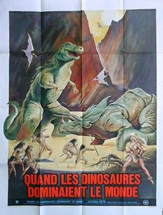 When the dinosaurs ruled the earth (Val Guest) - 1969