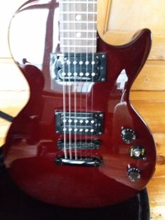 Epiphone Les Paul Wine Red