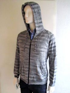 Missoni - Hooded Zipp Jumper