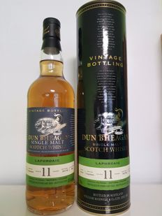 Laphroaig 11 years old Dun Bheagan Bottled 2014