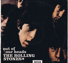 Rolling Stones - LP: Out Of Our Heads (Decca LKA 4725) made in Australia | first pressing Mono 1965 | unboxed Decca