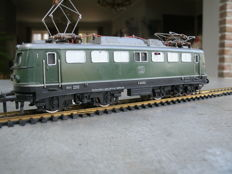 Fleischmann H0 - 1338 - Electric locomotive Series BR E40 in green of the DB