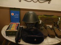 GDR military items