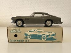 Solido - Scale 1/43 - Aston Martin DB4 No.111
