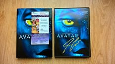 James Cameron - Autograph - DVD AVATAR