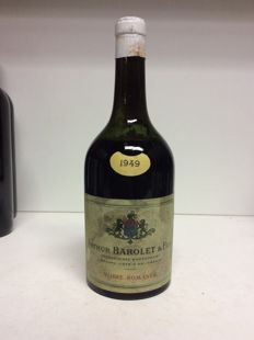 1949 Arthur Barolet & Fils Vosne-Romanee, Cote de Beaune,Burgundy, France, 1 bottle 0,75l