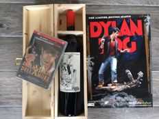 Dylan Dog - DVD + Magnum wine bottle with label + a numbered print