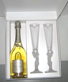 2007 Champagne  Amour de Deutz - 1 bouteille (75cl) in gift box + 2 Glasses