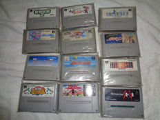 lot of 15 famicom games
