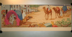 Midderigh-Bokhorst - Oriental lithograph