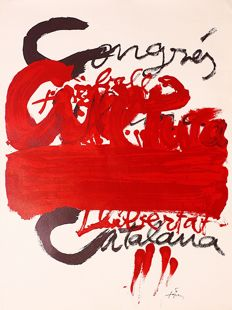 Antoni Tàpies (1923 - 2012) – Catalan Culture Congress