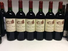 1997 Chateau Rolland-Maillet Grand Cru, Saint-Emilion , France, 6 bottles 0,75l