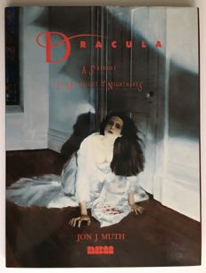NBM - Dracula A Symphony In Moonlight & Nightmares - Signed & Numbered Limited Edition Hardcover- 1x HC - (1992)