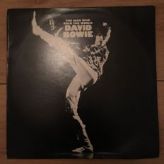 Original 70's Rock LP Bundle by David Bowie , Pink Floyd and Deep Purple