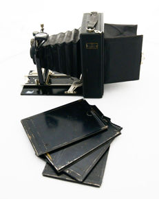 Ibsor Rodenstock Plate camera 4x5 inch
