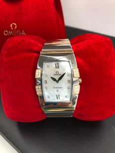 Omega - Constellation Quadrella - 59367227 - Damer - 2000-2010