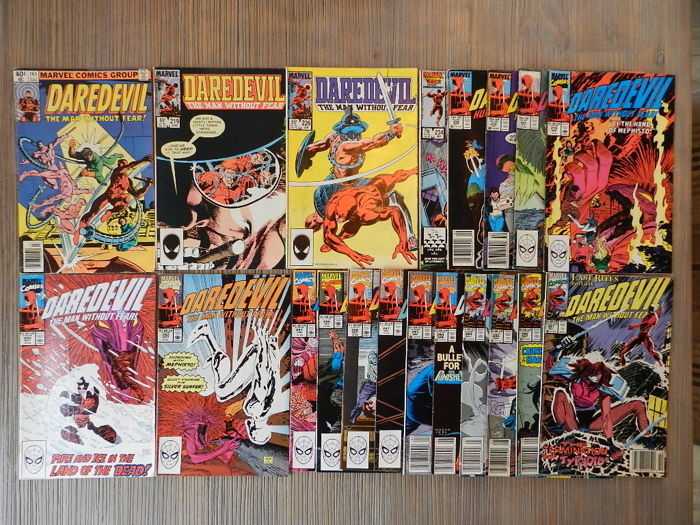 Daredevil - Marvel Comic - Volume 1 - 73x sc - (1980-2011)