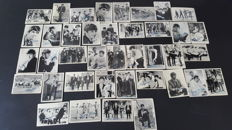 Beatles - collection of 39 original A & B C chewing gum cards from the sixties.