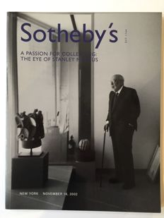 6 X Sotheby's / Christie's Catalogues African/Oceanic Art. Paris / New York