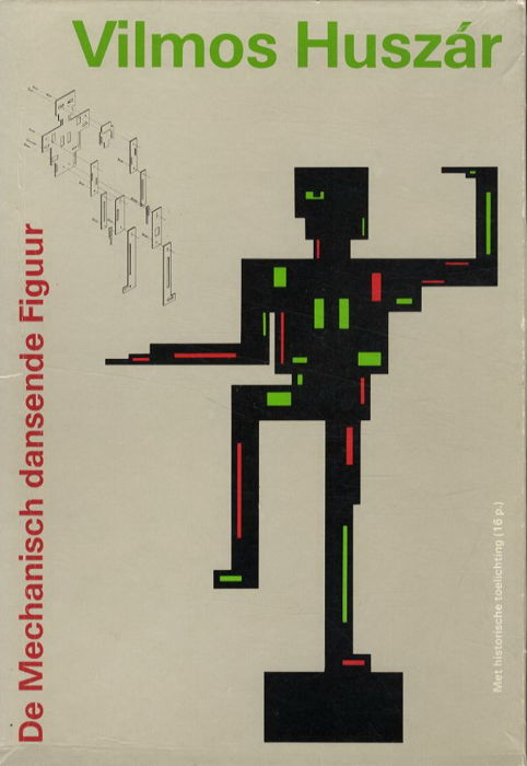 Building kit: i.a. Vilmos Huszar - The mechanical dancing figure