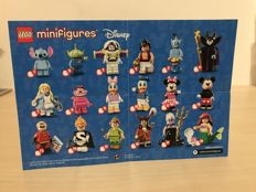 Collectible Minifigures Disney