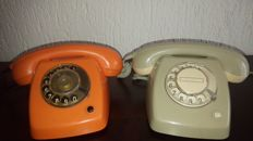 Two old phones