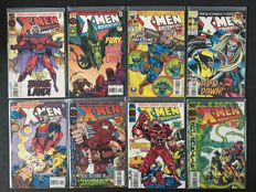 Collection Of X-Men Adventures and Adventures of the X-Men - Marvel Comics - x 36 SC