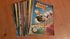Donald Duck Weekblad - Complete year - 52xsc - 1st edition (1953)