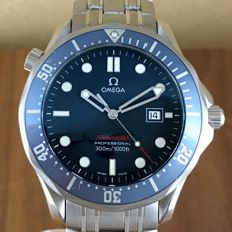 Omega Seamaster Professional 300m de 2009 Red letters - Men's