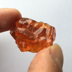 Natural Orange Mexican Fire Opal - 29.12 x 21.80 x 18.76 - 46.20 ct